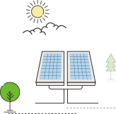 UTILITY solar module projects