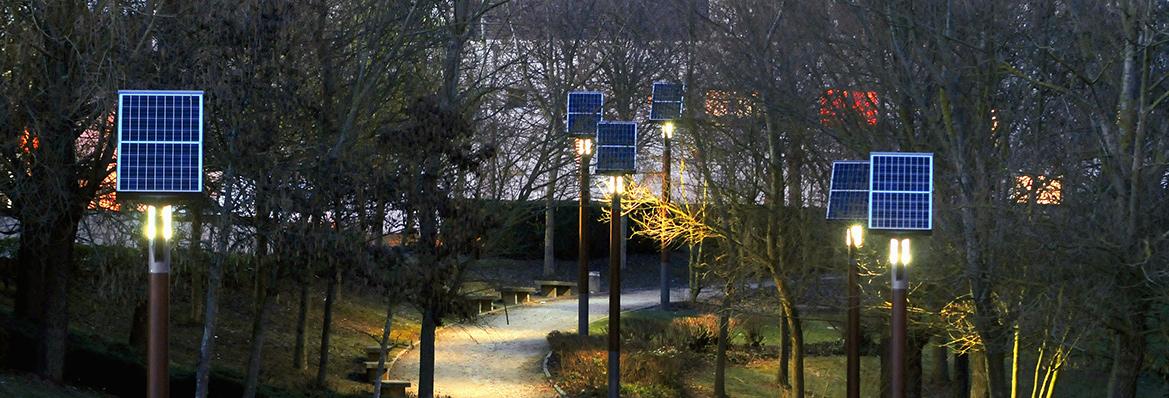 常州街道灯光计划