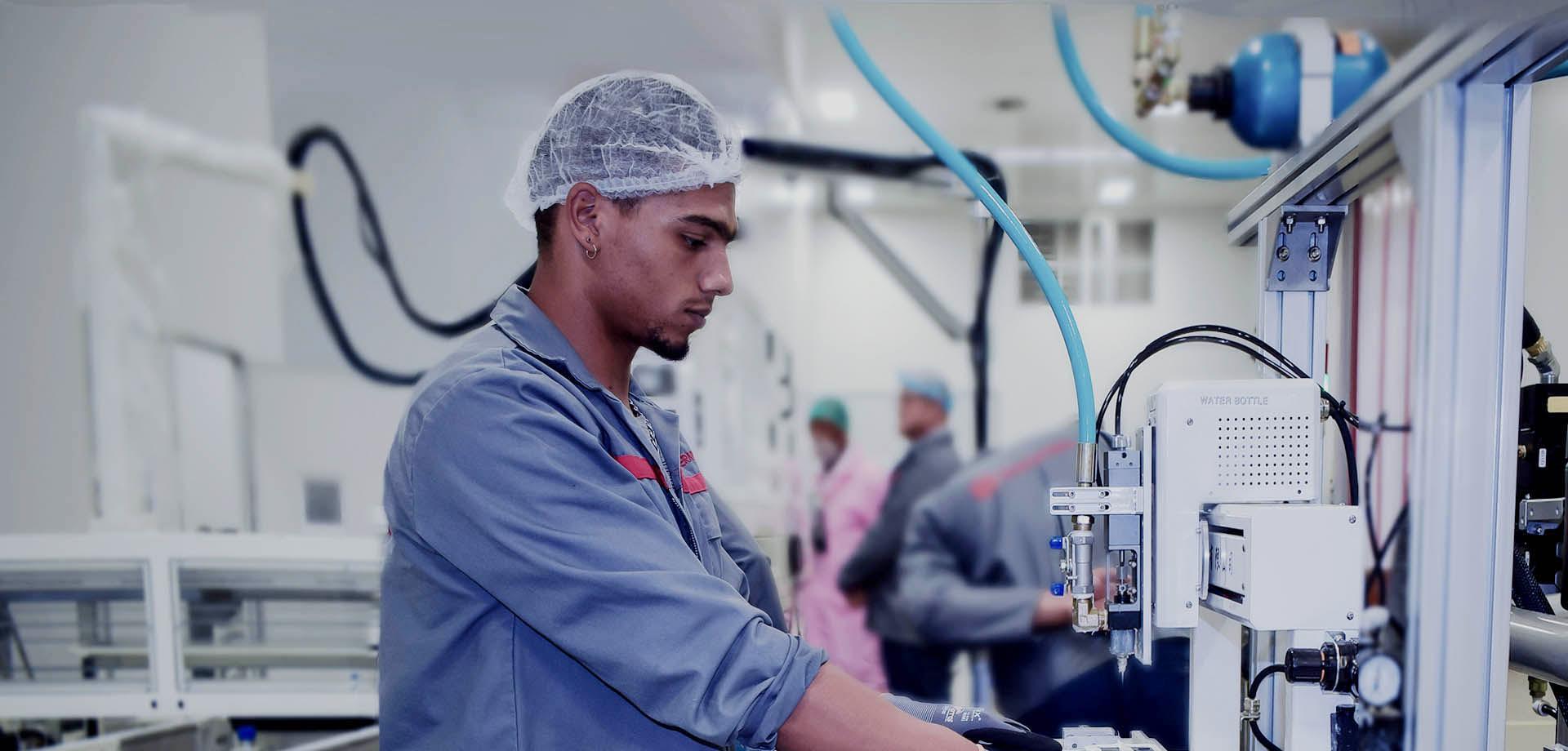 南非制造工厂
