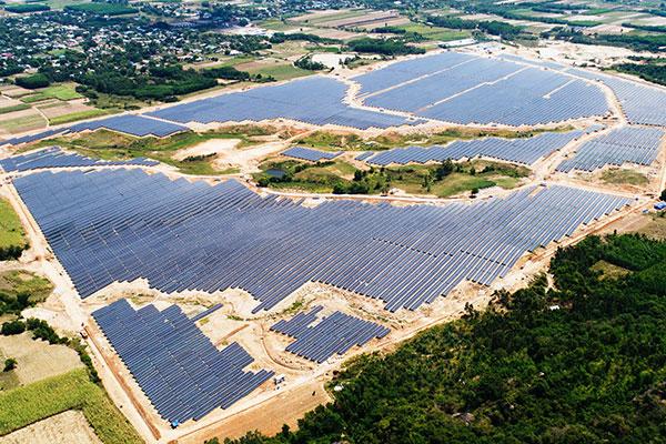 越南光伏电站项目