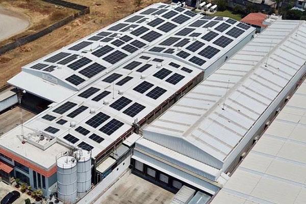 墨西哥太阳能工商业屋顶光伏项目
