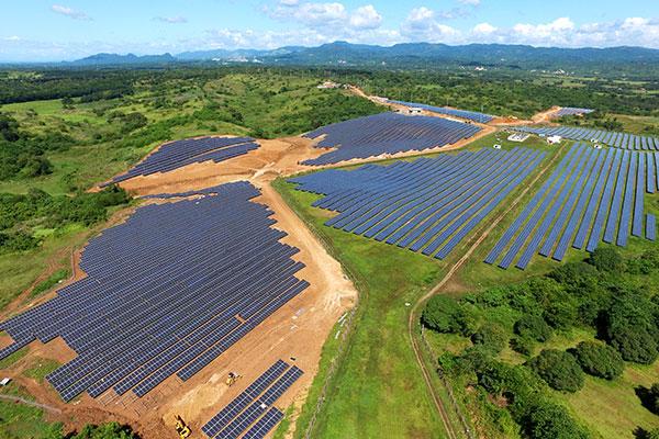 菲律宾地面电站项目