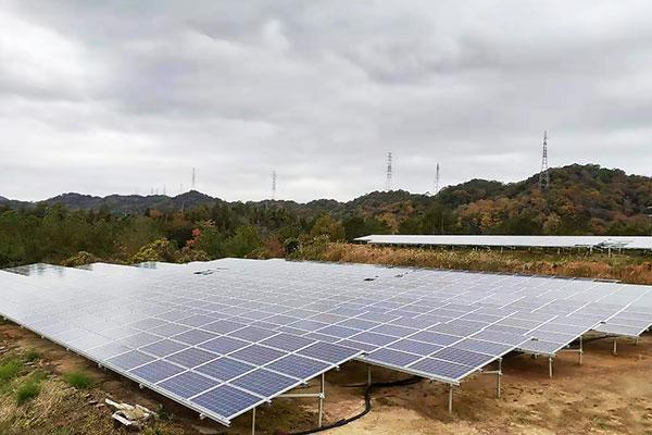 日本德岛县光伏电站项目