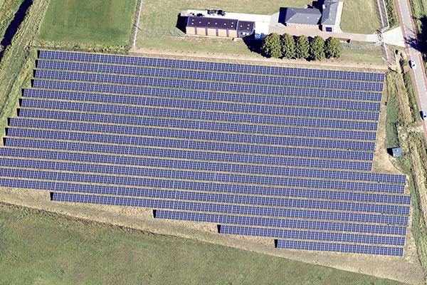 荷兰光伏电站项目